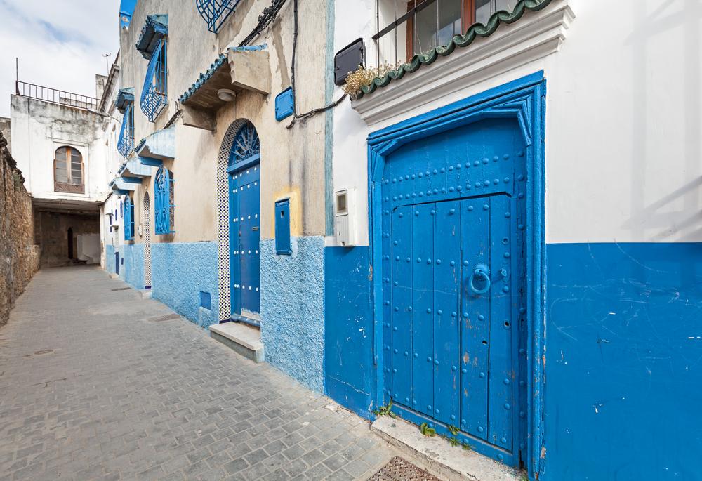 Maroko, Tanger
