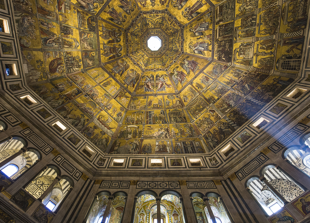 Baptysterium San Giovanni we Florencji