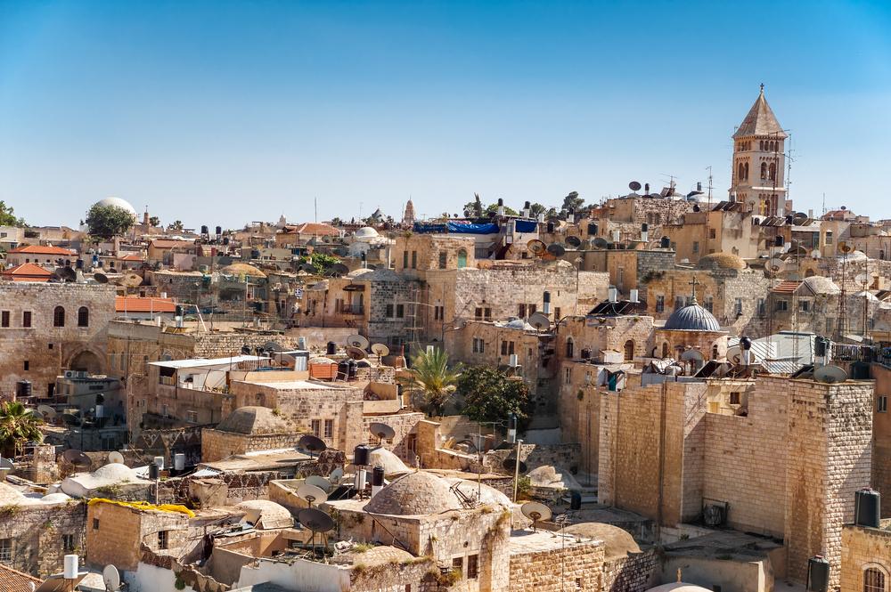 Stare Miasto Jerozolimy